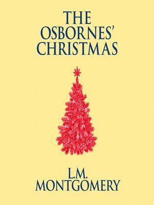 cover image of The Osbornes' Christmas